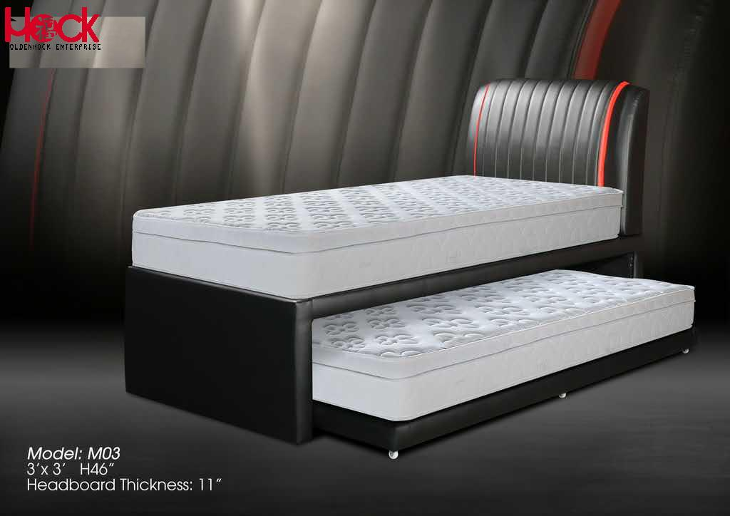 Single divan bed with pull out 03 single bed bedding your for Single divan bed no mattress