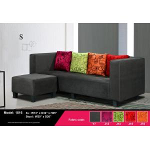 L Shape Sofa 1816
