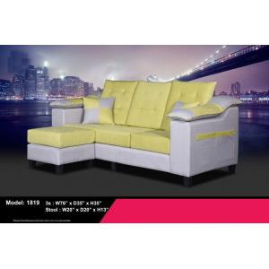 L Shape Sofa 1819